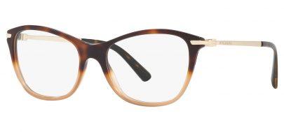 Bvlgari BV4147 Glasses - Havana Gradient Brown