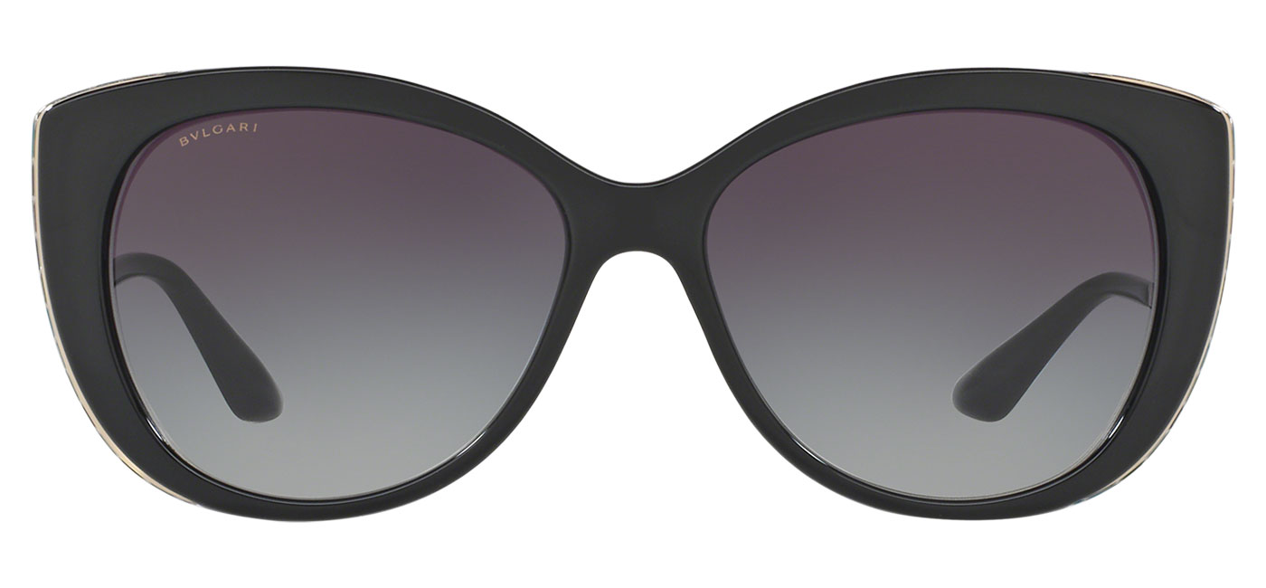 Bvlgari BV8178 Sunglasses – Black / Grey Gradient 2