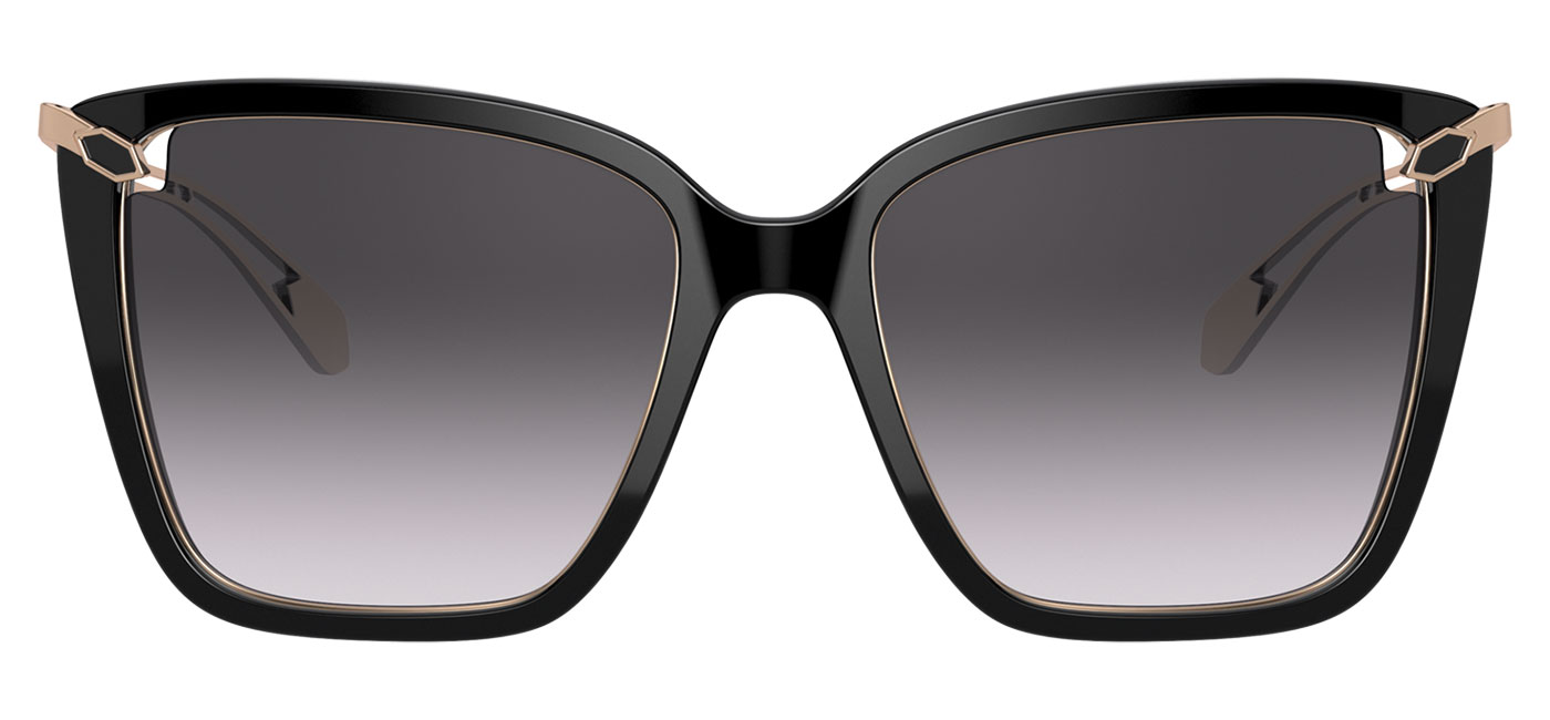 Bvlgari BV8232 Sunglasses – Black / Grey Gradient 2
