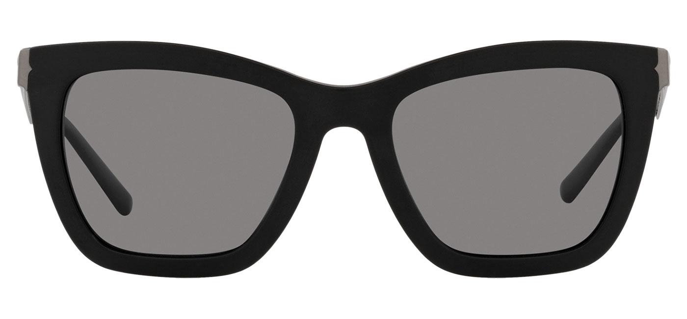 Bvlgari BV8233 Sunglasses – Matte Black / Dark Grey Polarised 2