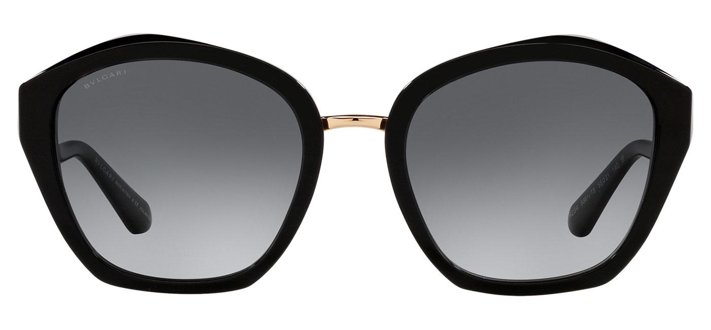 Bvlgari BV8234 Sunglasses – Black / Grey Gradient 2
