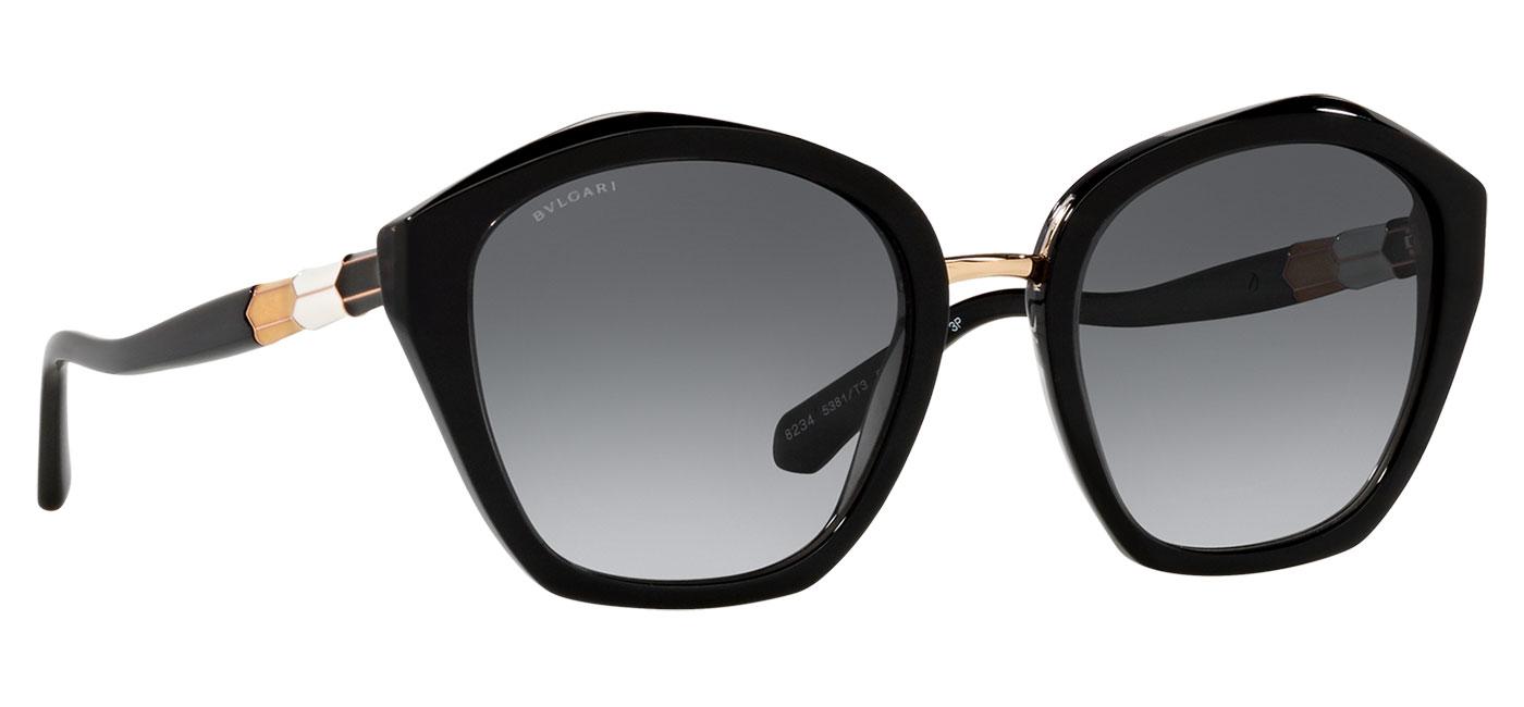 Bvlgari BV8234 Sunglasses – Black / Grey Gradient 3