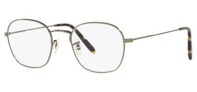 Oliver Peoples OV1284 Allinger Glasses - Antique Gold