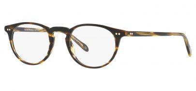Oliver Peoples OV5004 Riley-R Glasses - Cocobolo