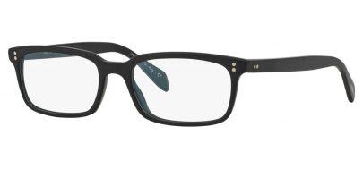 Oliver Peoples OV5102 Denison Glasses - Matte Black