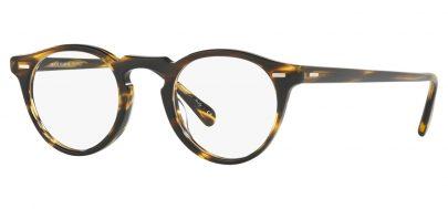 Oliver Peoples OV5186 Gregory Peck Glasses - Cocobolo