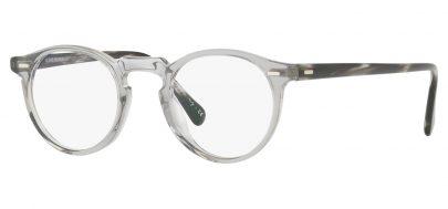 Oliver Peoples OV5186 Gregory Peck Glasses - Workman Grey