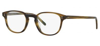 Oliver Peoples OV5219 Fairmont Glasses - Matte Moss Tortoise