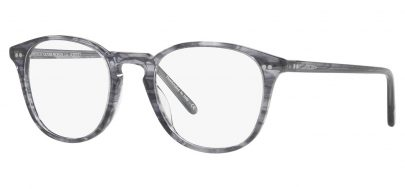 Oliver Peoples OV5414U Forman-R Glasses - Navy Smoke