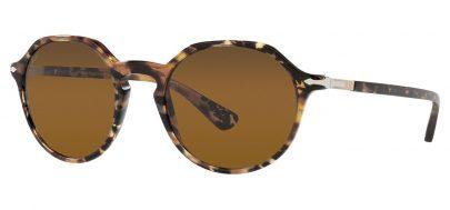 Persol PO3255S Prescription Sunglasses - Havana / Brown