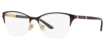 Versace VE1218 Glasses - Violet Gradient