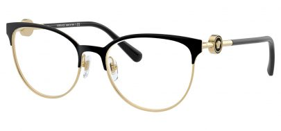 Versace VE1271 Glasses - Black