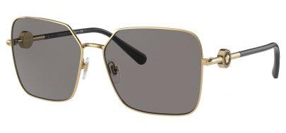 Versace VE2227 Prescription Sunglasses - Gold / Dark Grey