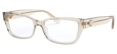 Versace VE3284B Glasses - Transparent Beige