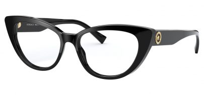 Versace VE3286 Glasses - Black