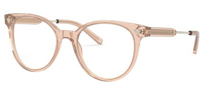 Versace VE3291 Glasses - Transparent Brown