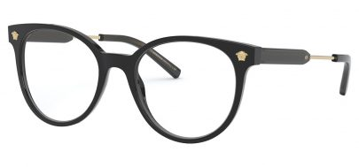 Versace VE3291 Glasses - Black