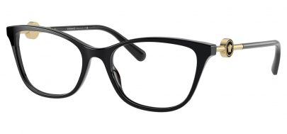 Versace VE3293 Glasses - Black