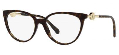 Versace VE3298B Glasses - Havana & Gold