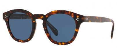 Oliver Peoples OV5382SU Boudreau L.A Prescription Sunglasses - DM2 / Blue