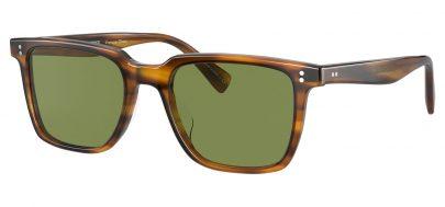 Oliver Peoples OV5419SU Lachman Prescription Sunglasses - Raintree / Green C