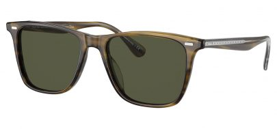 Oliver Peoples OV5437SU Ollis Prescription Sunglasses - Bark / G15