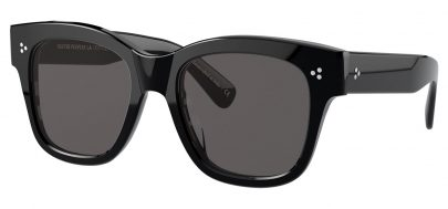 Oliver Peoples OV5442SU Melery Prescription Sunglasses - Black / Grey Polarised