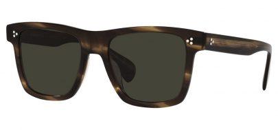 Oliver Peoples OV5444SU Casian Prescription Sunglasses - Bark / G15