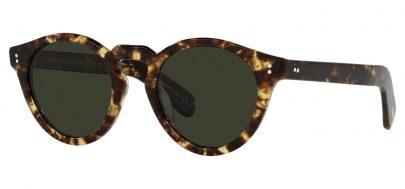 Oliver Peoples OV5450SU Martineaux Prescription Sunglasses - 382 Havana / G-15 Polarised