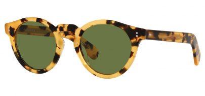 Oliver Peoples OV5450SU Martineaux Prescription Sunglasses - YTB Havana / Green C