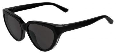 Balenciaga BB0149S Sunglasses - Black / Grey