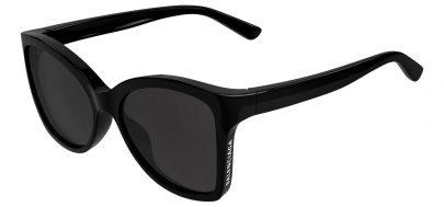 Balenciaga BB0150S Sunglasses - Black / Grey