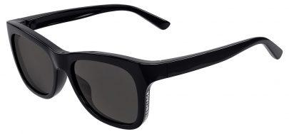 Balenciaga BB0151S Sunglasses - Black / Grey