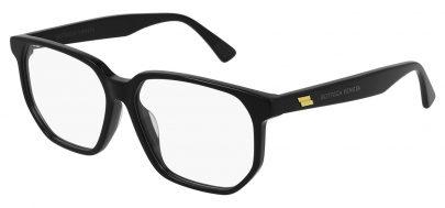Bottega Veneta BV1097OA Glasses - Black