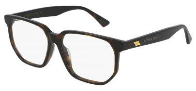Bottega Veneta BV1097OA Glasses - Havana