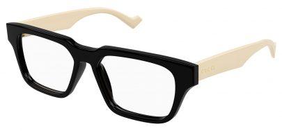 Gucci GG0963O Glasses - Black & White