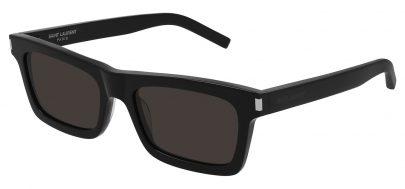 Saint Laurent SL 461 BETTY Sunglasses - Black / Black