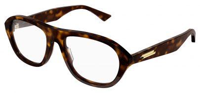 Bottega Veneta BV1131O Glasses - Havana