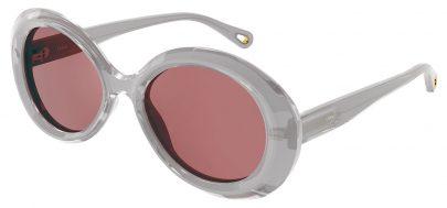 Chloe CH0051S Sunglasses - Grey / Rose