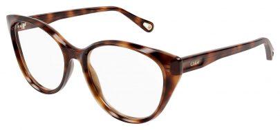 Chloe CH0052O Glasses - Havana