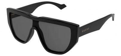Gucci GG0997S Sunglasses - Black / Grey