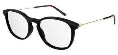 Gucci GG1049O Glasses - Black & Gold