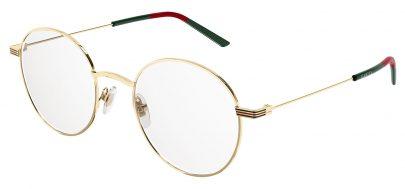 Gucci GG1054OK Glasses - Gold