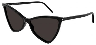 Saint Laurent SL 475 JERRY Sunglasses - Black / Grey